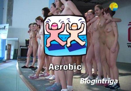 Naturist Freedom - Aerobic / Аэробика Свобода Нудиста