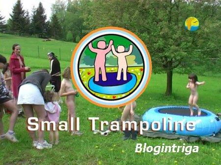 Small Trampoline / Маленький батут