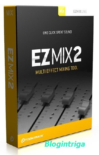 ToonTrack EZmix 2.0.5 for Windows/MacOSX