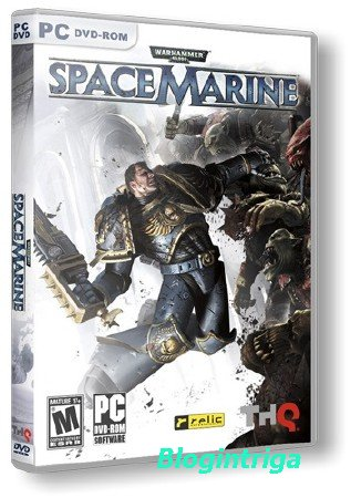 Warhammer 40.000: Space Marine [+ 13 DLC] (2011/PC/RePack/Rus) by vidic