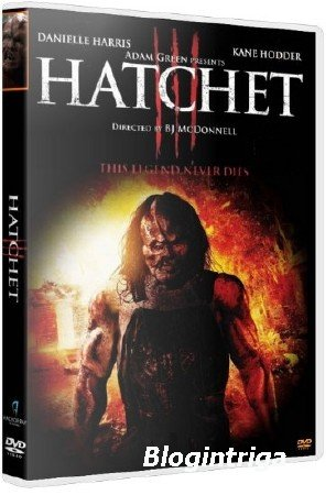 Топор 3 / Hatchet 3 (2013) WEB-DL