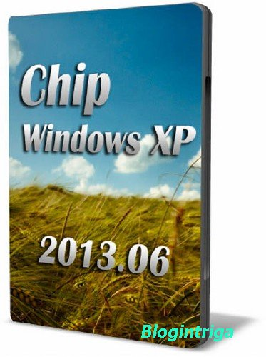 Chip XP 2013.06 DVD