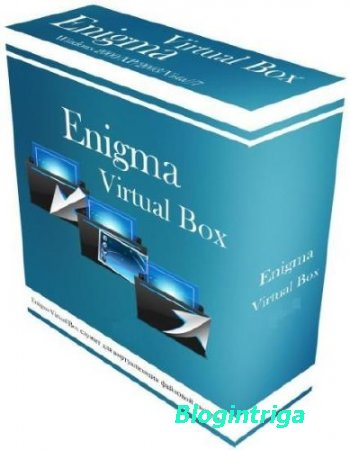 Enigma Virtual Box 6.70 Build 20130604