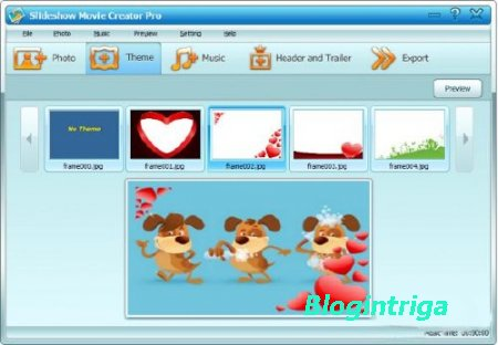 GiliSoft SlideShow Movie Creator 6.0.0