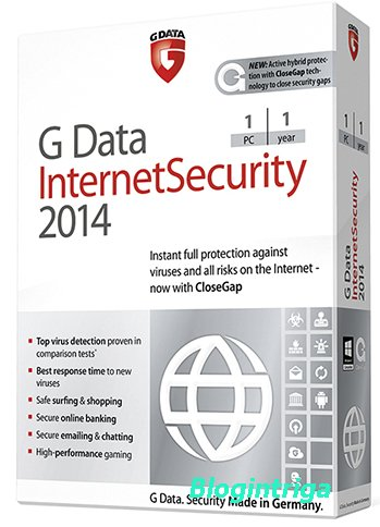 G Data InternetSecurity 2014 Build 24.0.2.1 Final
