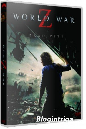 Война миров Z / World War Z (2013/TS/1,49Gb)