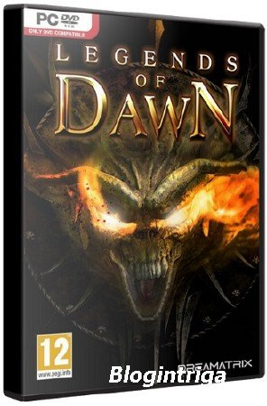 Legends of Dawn [v 1.04] (2013/PC/RUS) RePack от R.G. UPG