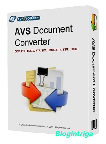 AVS Document Converter 2.2.6.220 Rus