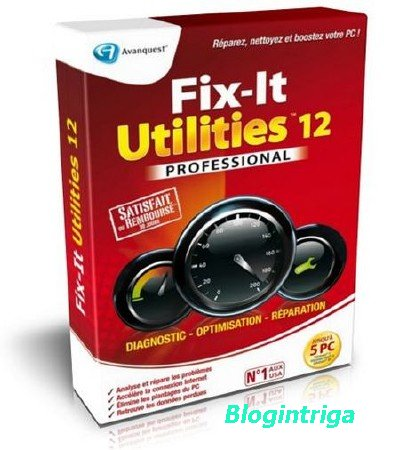 Avanquest Fix-It Utilities Professional 12.0.38.38
