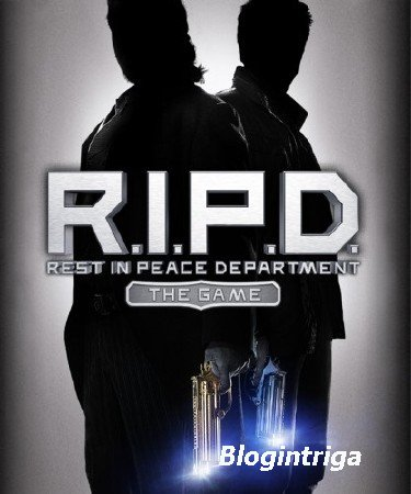 R.I.P.D.: The Game v.1.0.0.0 (2013/PC/Rus) Steam-Rip by R.G.Pirats Games