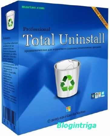 Total Uninstall Pro 6.3.1 Final (ML|RUS)