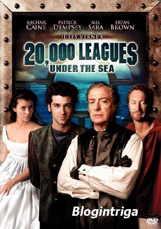 20000 лье под водой / 20000 Leagues Under The Sea [2 из 2 серий] (1997) DVDRip