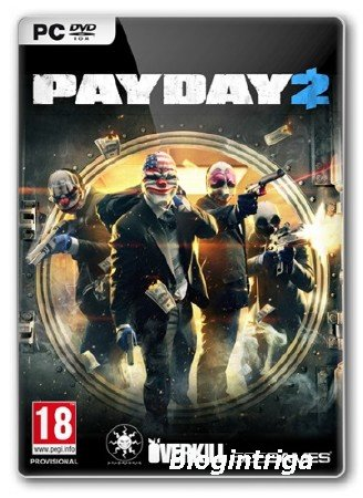 PayDay 2 [Beta] (2013/PC/Eng) RePack by =Чувак=