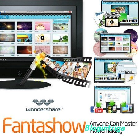 Wondershare Fantashow 3.1.0.51 + Rus