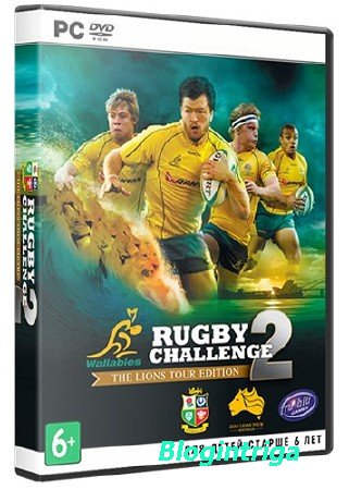 Rugby Challenge 2: The Lions Tour Edition (2013/PC/Eng)