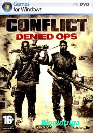 Conflict: Denied Ops (2008/PC/Rus) RePack by R.G.Spieler
