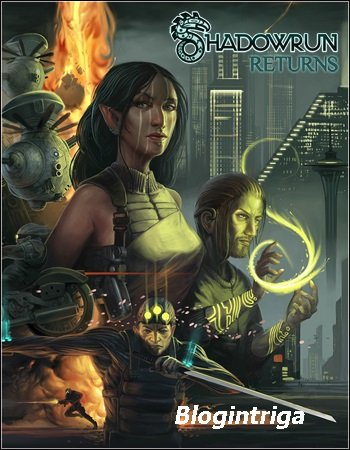 Shadowrun Returns (2013/PC/Eng) RePack by MKIX