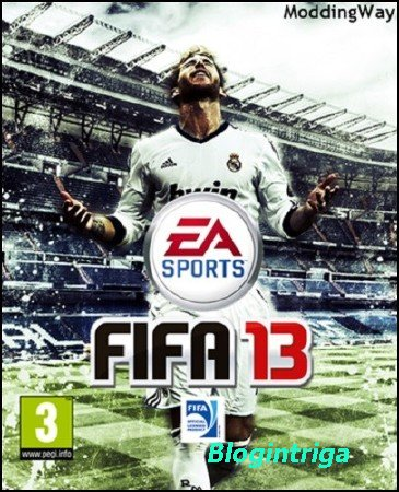 FIFA 13 - ModdingWay (2012/PC/Rus) RePack by R.G. Virtus