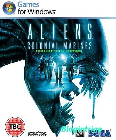 Aliens: Colonial Marines - Collector's Edition (2013/PC/RUS|ENG) Steam-Rip ...
