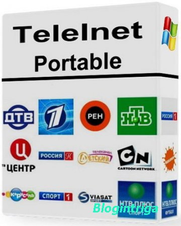TeleInet MITV Player 2.11 Rus Portable