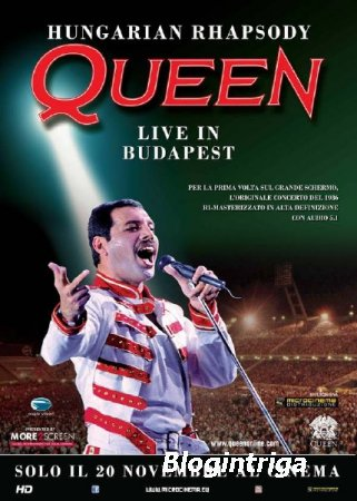 Queen: Hungarian Rhapsody - Live In Budapest (1986 / 2012) DVD9
