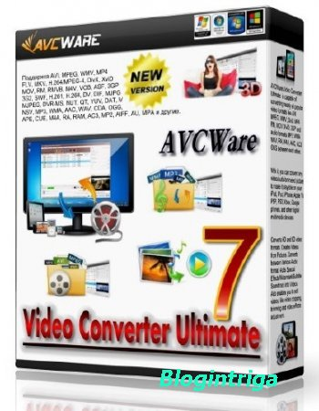 AVCWare Video Converter Ultimate 7.7.2 Build 20130722 + Rus