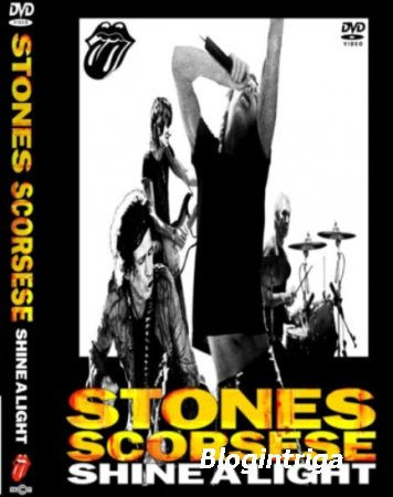 The Rolling Stones: Да будет свет / The Rolling Stones: Shine a Light Movie ...