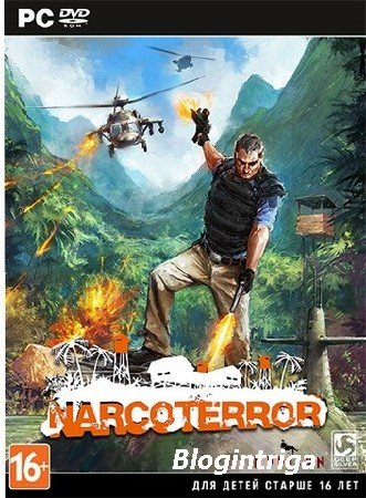 Narco Terror (2013/PC/RUS) Steam-Rip от R.G. Pirats Games