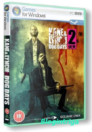Kane & Lynch 2: Dog Days (2010/PC/Rus) Steam-Rip by R.G. Origins