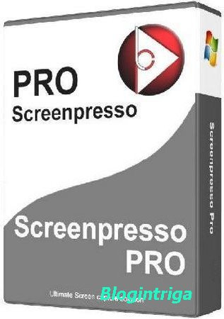 Screenpresso Pro 1.4.1.0 RePack/Portable