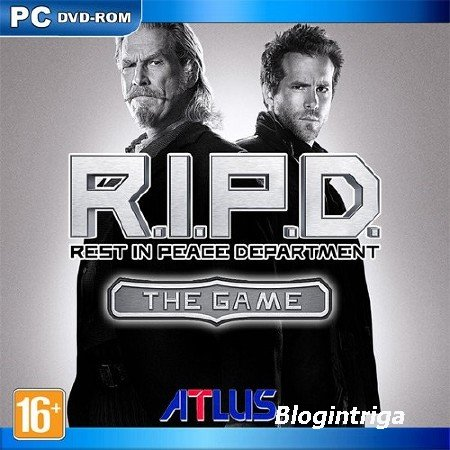 R.I.P.D. The Game (2013/PC/RUS|ENG|MULTI6) RePack от R.G. Revenants