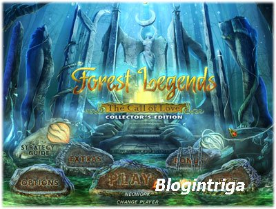 Forest Legends: The Call Of Love Collector's Edition (2013/PC/ENG)