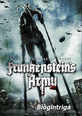 Армия Франкенштейна / Frankenstein's Army (2013) WEB-DL 1080p