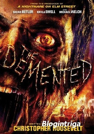 Безумные / The Demented (2013) HDRip