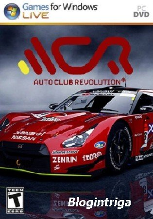Auto Club Revolution (2013/PC/Rus)