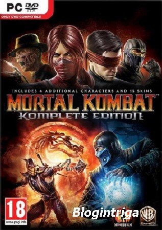 Mortal Kombat - Komplete Edition (2013/PC/Rus) RePack by ProT1gR