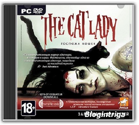 ������� ����� / The Cat Lady (2013/PC/Rus)