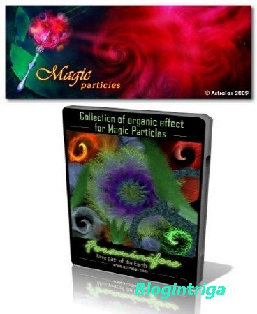 Magic Particles 3D 2.21 RuS