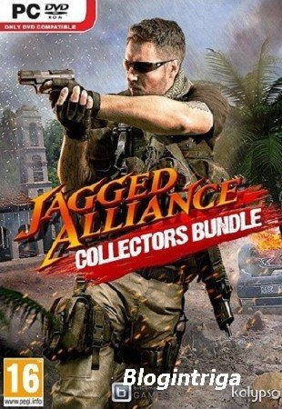 Jagged Alliance: Collectors Bundle (2013/PC/Rus|Eng)