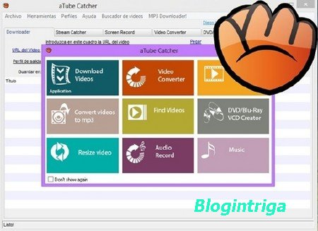 aTube Catcher 3.1.4134 Portable