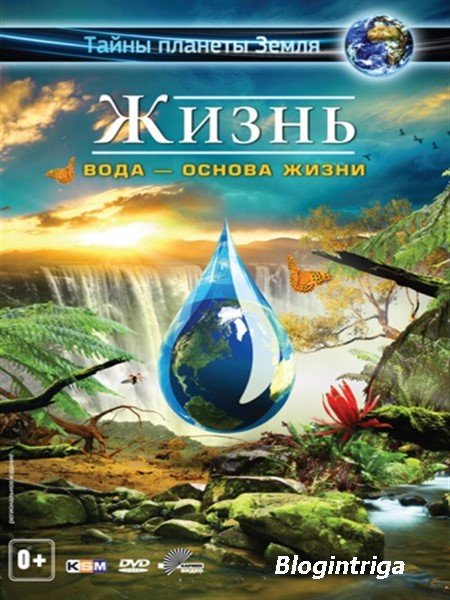 Жизнь 3D: Вода - основа жизни / Life 3D: Water, the Element of Life (2012) 3D HOU BDRip 1080p