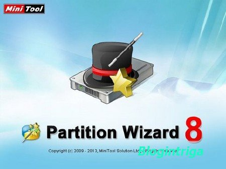 MiniTool Partition Wizard Professional 8.1 Retail