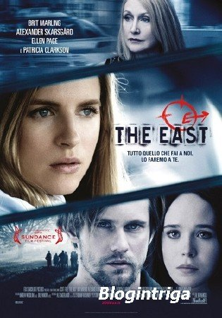 Восток / The East (2013) HDRip