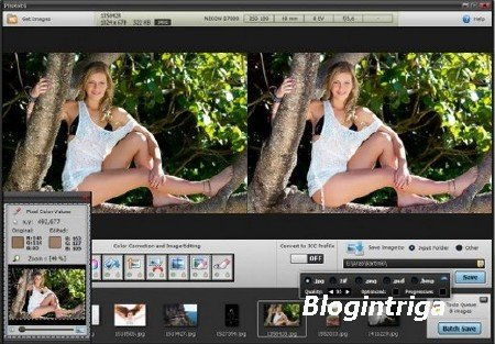 SoftColor PhotoEQ 1.1.7 Portable