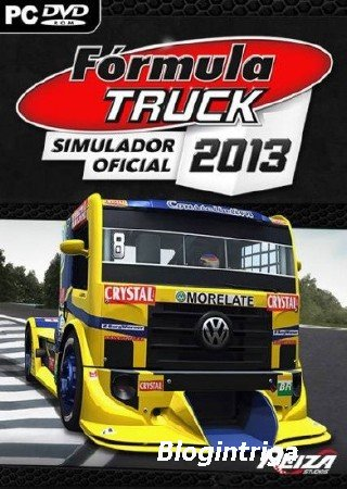 Formula Truck Simulator 2013 [v.1.10] (2013/PC/Eng) RePack by R.G.RUBOX