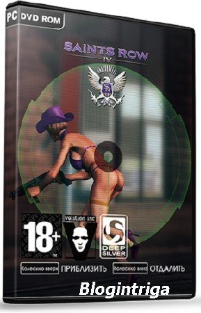 Saints Row 4: Commander-in-Chief Edition + DLC Pack [Update 3] (2013/PC/RUS ...