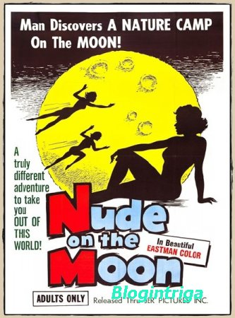 Голые на Луне / Nude on the Moon (1961) DVDRip AVC
