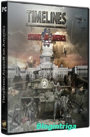 Timelines: Assault on America (2013/PC/Rus|Multi6) RePack by Black Beard