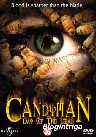 �������� 3: ���� ������� / Candyman: Day of the Dead (1999) DVDRip