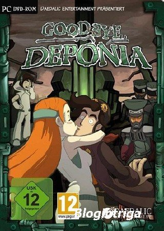 Goodbye Deponia (2013/PC/Rus) RePack by SEYTER
